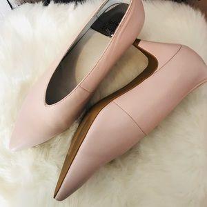 Jeffrey Campbell NEW pink kit ten vamp heels